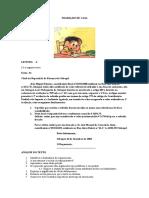 TRABALHO DE CASA requerimento+relatório