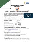 Curso 90 Subofiales Cuerpo Administrativo-2016