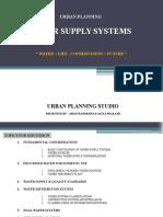 Water Supply System Aman & Satya (1)