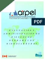 Evaluacion y administracion de riesgos de derrames de hidrocarburos.pdf