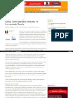 IR Ganho Capital - 3 Artigos