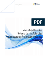 Manual de Usuarios Sipga