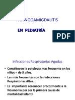Faringoamigdalitis Otitis