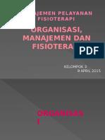 3.Mapel Organisasi, Manajemen Dan Fisioterapi