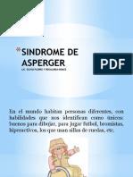 Presentacion Sindrome de Asperger (1)