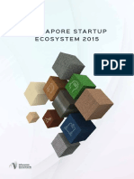 SG Startup Ecosystem 2015 (IIPL)