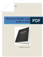 about Meschino Health Comprehensive Guide to Herbsent