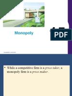 Mankiw 15 Monopoly