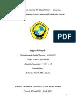 Laporan Kasus Anestesi RS Mardi Waluyo - FNE