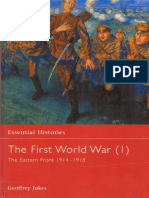 Osprey - Essential Histories 013 - The First World War (1) - Eastern Front 1914-18