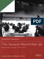 Osprey - Essential Histories 032 - The Second World War II (6) - Northwest Europe 1944-45