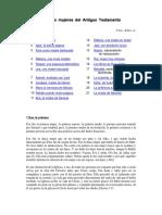 MUJERES DEL ANTIGUO TESTAMENTO.pdf