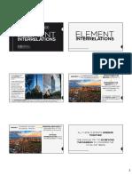 Elements Interrelation_Image of the City