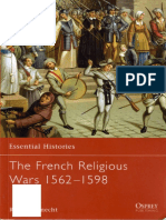 Osprey - Essential Histories 047 - The French Religous Wars 1562-1598