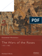 Osprey - Essential Histories 054 - The Wars of the Roses 1455-1485