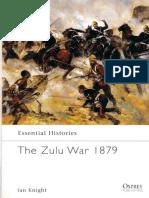 Osprey - Essential Histories 056 - The Zulu War 1879