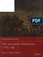 Osprey - Essential Histories 072 - The Jacobite Rebellion 1745-1746