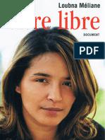 L. Méliane, On crève d'amour dans les quartiers (2003)