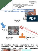 Pediatria SDR, TTRN