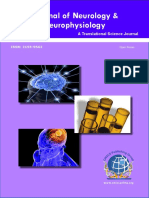 Journal of Neurology Neurophysiology Flyer
