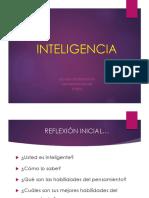 Clae 5-6 Inteligencia y Pensamiento