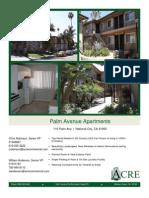 Palm Avenue Apartments