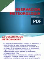 Cap i - La Observacion Meteorologias