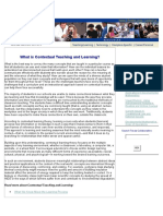 contextual learning.docx