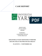 Case Report - Arib Farras Wahdan (1102011043)