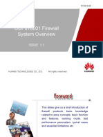 Firewall System Overview