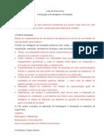 Lista de Exercícios respondidos - Modelagem e simulação