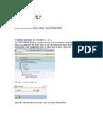 Tax Code FTXP