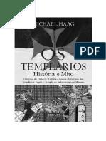 Conspirações Sobre Templarios e Maçons