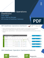 IBM DataPower Operations Dashboard_ High Level Overview_06!10!16