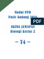 Modul Biologi 2016 t4 Skema