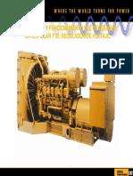 Generador y Regulador de Voltaje