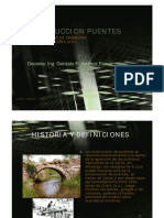 introduccion puentes