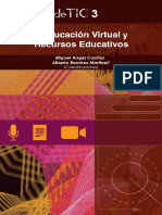 Educacion Virtual y Recursos