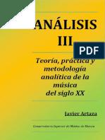 Análisis III - Texto