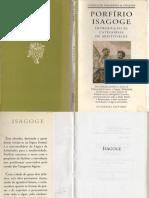 PORFÍRIO. Isagoge. Introdução às Categorias de Aristóteles.