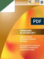 Electronica Comunicacion y Sistemas de Control.gen 2011pdf