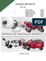 Metais na Indústria Automotiva
