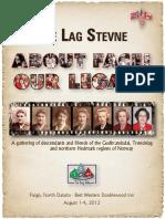 Tre Lag Program 2012