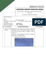 LAPORAN MINGGU Ke - 1.docx