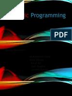 Dynamic Programming .