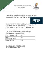 Colegio de Bachilleres Del Estado de Yucatán ACTIVIDAD 9