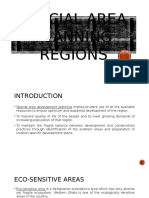 Special Area Planning Regions