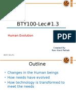 human evolution.ppt