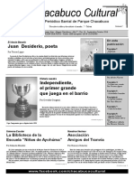 Chacabuco Cultural Periodico Nro 24
