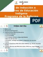 Capacitacion Directores Educ Indigena 15022016
